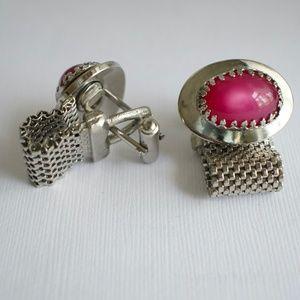 Jewelry - Unisex Vintage Cuff Links